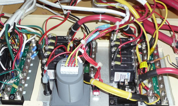 Electrical Systems Surveys – Gallery Marine